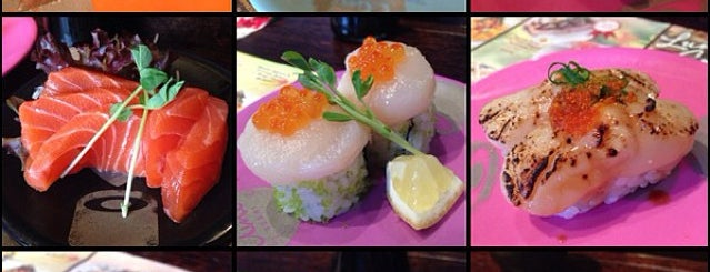 Umi Sushi + Udon is one of Sydney Entertainment Book Card 13/14.
