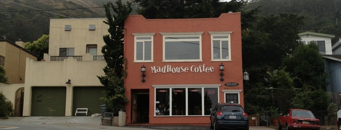 Madhouse Coffee is one of SF Coffee.