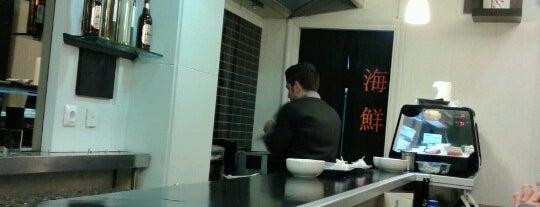 Kaisen Sushi Bar is one of Comida, Restaurantes, etc..