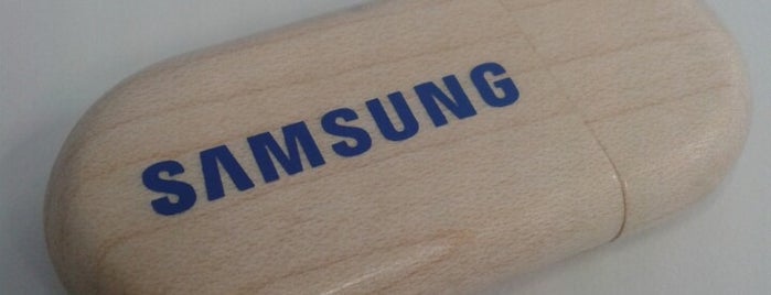 Samsung Electronics Chile is one of Locais curtidos por Patricio.