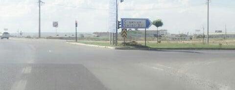 Afyonkarahisar Organize Sanayi Bölgesi is one of Yalçın 님이 좋아한 장소.