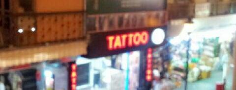 Black Angel Tattoo & Piercing 2 is one of Yunus'un Beğendiği Mekanlar.