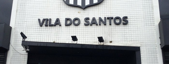 Loja Nike Santos F C is one of Paulo: сохраненные места.