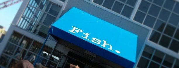 Fish. is one of smart Custom Nation San Francisco, CA.