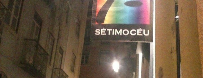 Sétimo Céu is one of Lisbonne gay.