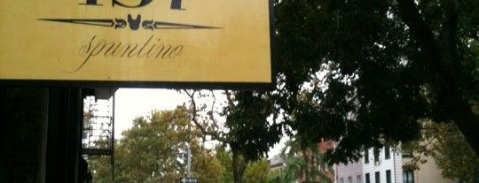 Frankies 457 Spuntino is one of Foodie Love! Platt's 101 NY Restaurants.