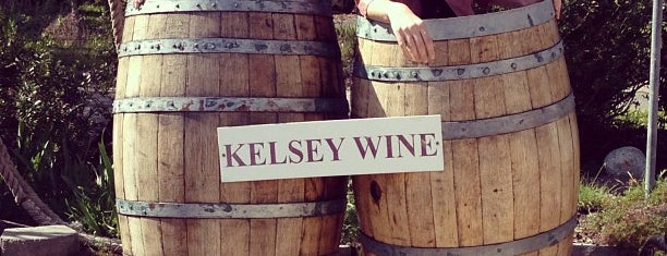 Kelsey See Canyon Vineyards is one of San Luis Obispo Guide.