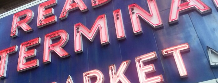 Reading Terminal Market is one of 100 Things to Do in Philly.