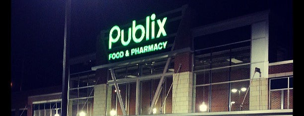 Publix is one of Locais curtidos por JKO.