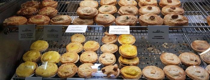 Hayden's Pies is one of sydney..