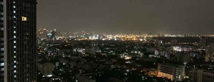 Zoom At Sathorn Sky Bar And Resturant is one of Turusanさんのお気に入りスポット.