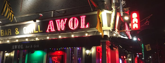 AWOL Bar & Grill is one of We gotta try these.