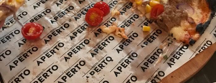 Resto Aperto is one of Locais curtidos por Emilia.