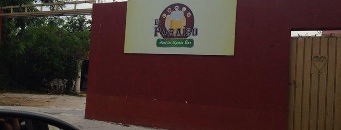 El Paraiso is one of Restaurantes, bares y cafés.