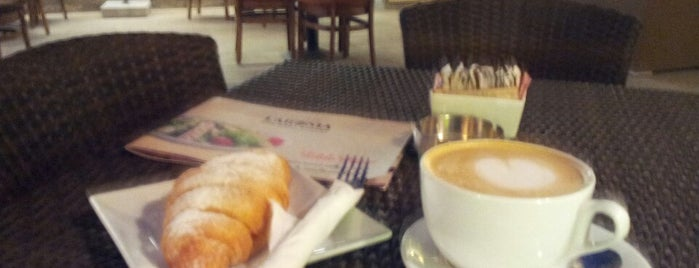 L'Aroma Gourmet Coffee is one of Favorites in Egypt.