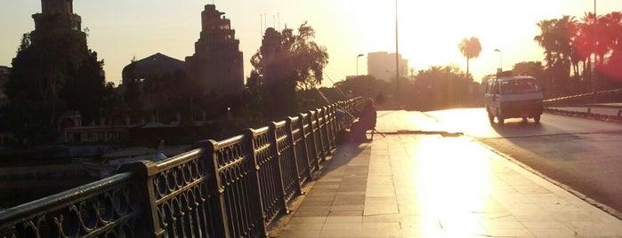El Galaa Bridge is one of Emilio 님이 좋아한 장소.