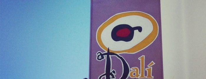 Restaurante Dalí is one of O melhor da Cidade de Goiás.