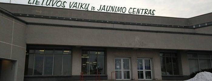 LVJC Baseinas is one of Posti che sono piaciuti a Justinas.