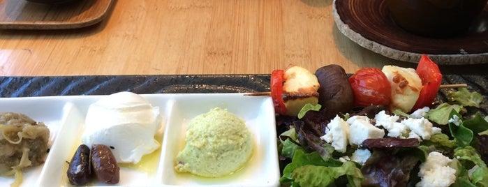 Samovar Tea Lounge is one of San Francisco Eats.