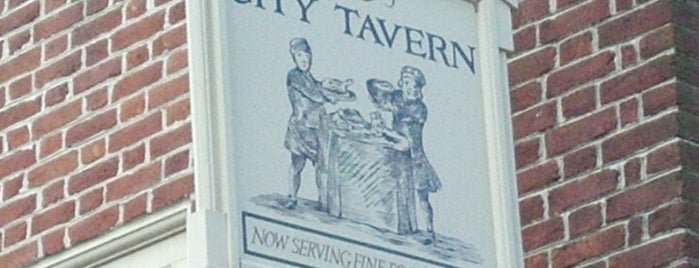City Tavern is one of 100 Things to Do in Philly.