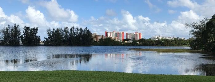 Miami Gardens Drive is one of Tempat yang Disukai Domma.