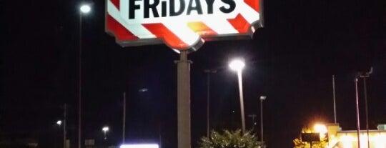 TGI Fridays is one of Orte, die Fresh gefallen.