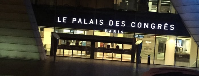Palais des Congrès de Paris is one of Posti che sono piaciuti a Marcello Pereira.