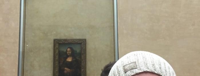 Museo del Louvre is one of Lugares favoritos de Marcello Pereira.