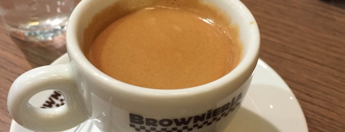 Brownieria is one of Locais curtidos por Marcello Pereira.