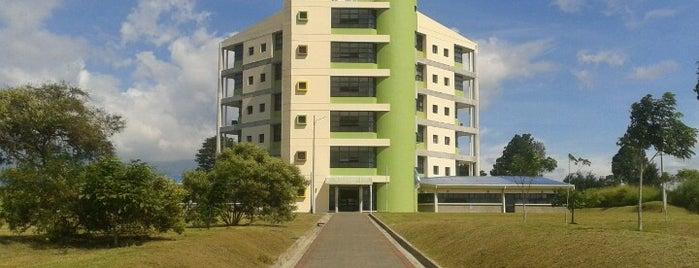 Escuela De Ingeniería Eléctrica is one of UCR.