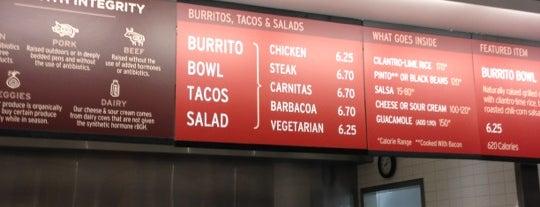 Chipotle Mexican Grill is one of Posti che sono piaciuti a Túlio.