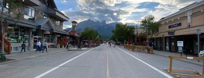 Canmore, Alberta is one of #ExploreAlberta.