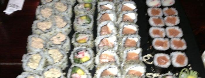 Ohashi Sushi Bar is one of Lugares favoritos de Priscila.