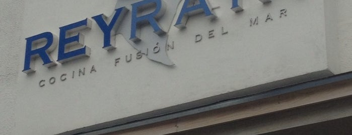 ReyRaya is one of Regresar.