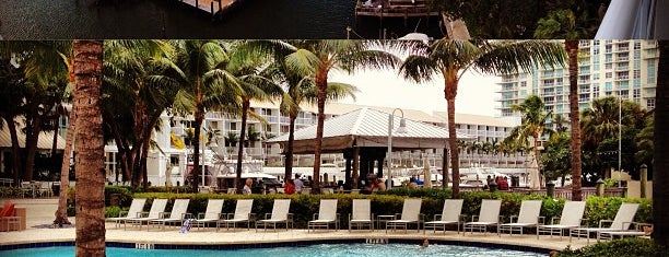 Hilton is one of Ft Lauderdale.