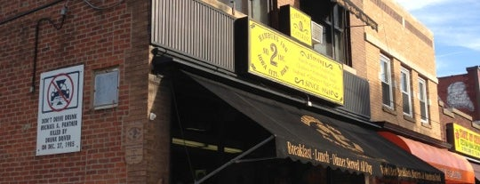 Hamburg Inn No. 2 is one of Breakfast Is Served.