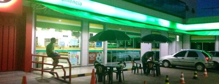 Auto Park Conveniência is one of Mariane'nin Kaydettiği Mekanlar.