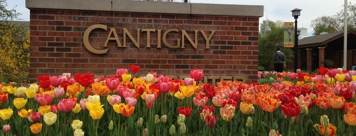 Cantigny Park is one of Rockin the suburbs.