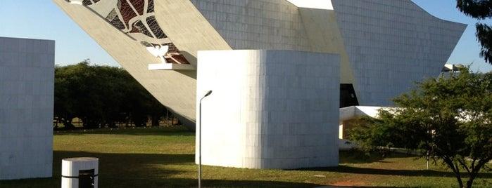 Panteão da Pátria e da Liberdade Tancredo Neves is one of Pontos Turisticos.