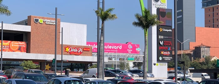 Urban Center Guadalajara is one of Lugares favoritos de Nayeli.