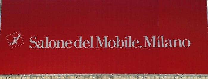 Salone del mobile 2014 is one of Tempat yang Disukai Valeria.
