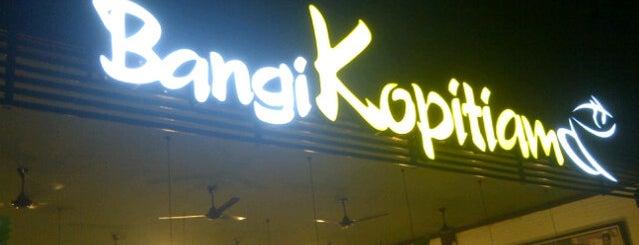 Bangi Kopi is one of Elis : понравившиеся места.