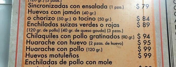 El hijo de Don Toribio is one of Lugares favoritos de Magaly.