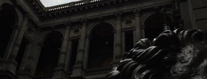 Museo Nacional de Arte (MUNAL) is one of Lugares favoritos de Magaly.