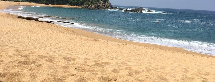 Playa Conejos is one of Lugares favoritos de Magaly.