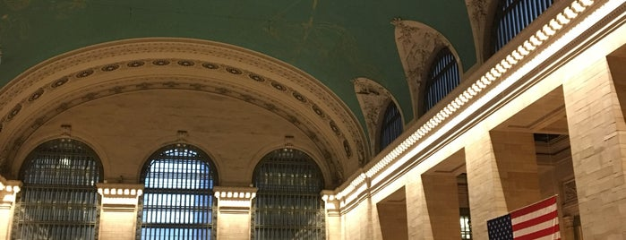 Grand Central Terminal is one of Lugares favoritos de Magaly.