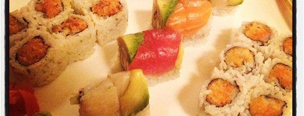 Sushi Tatsu is one of Octaneさんのお気に入りスポット.