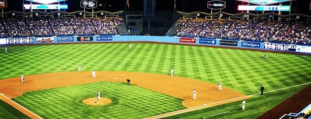 Dodger Stadium is one of Guide to Los Angeles's best spots(#279).
