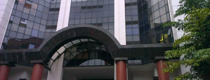Edifício Embassy Tower is one of Locais curtidos por Cristiane.