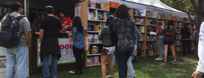 Los Angeles Times Festival Of Books is one of Lugares favoritos de Joy.